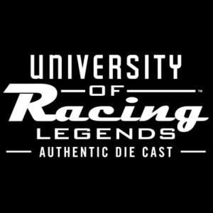 The University of Racing Legends Diecast is the premiere brand for Icons.  These highly detailed, limited edition 1:24 scale diecast honor NASCAR's original superstars.